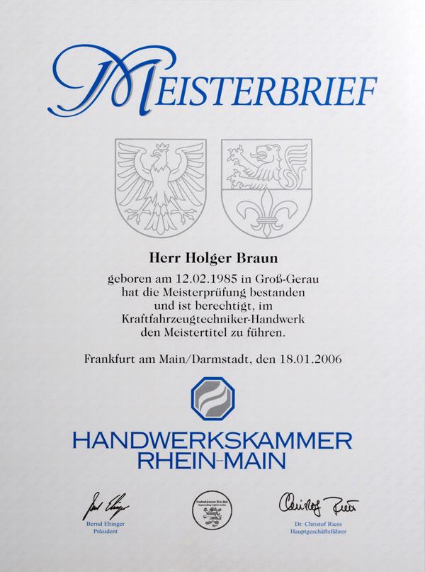 AutoimGlueck-Meisterbrief-HolgerBraun-Reparatur-Autowerkstatt